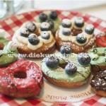 Grundrezept Donut